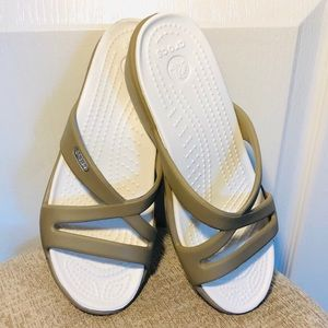 CROCS Wedges Sandal